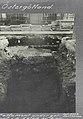 Postament utgrävning 1933 Vadstena klosterkyrka.jpg