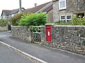 Postbox, Leigh Upon Mendip - geograph.org.uk - 1558968.jpg