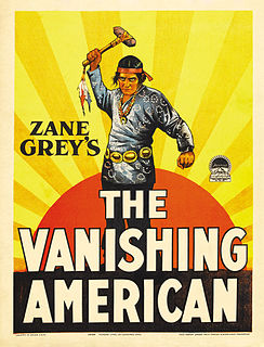 <i>The Vanishing American</i> 1925 film by George B. Seitz