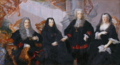 Posthumous group portrait of Emperor Charles VI with his parents and wife, 1744 - Hofburg.png