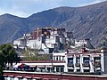 Potala Palace Jokhang Temple Lhasa Tibet China 西藏 拉萨 大昭寺 布达拉宫 - panoramio.jpg