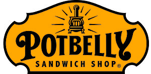 Potbelly Sandwich Works - Potbelly Sandwich Shop Logo