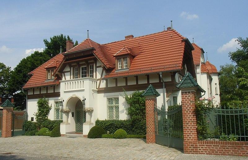 Enkelt leilighet Griebnitzsee Potsdam