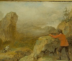Hunting a Goat