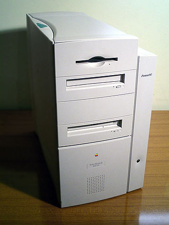 Power Macintosh 8600 - A Power Macintosh 8600/250
