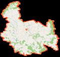 Powiat rypiński location map.png