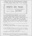 Pozvánka na zápas proti Spartě ČKD Praha z roku 1988.png
