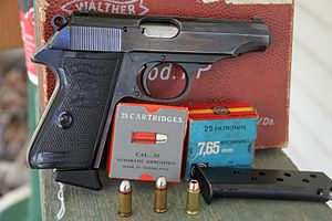 Walther PP - Walther PP .32 made in Germany in 1968
