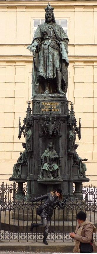 Ernst Julius Hähnel - Image: Prag 10j