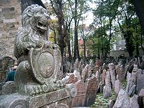 Praha Jewish Cemetery 2003.jpg