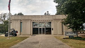 Prairie Grove Battlefield State Park - Hindman Hall Museum