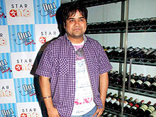 Prasad Barve at Star One's 'Dill Mill Gayye' party.jpg