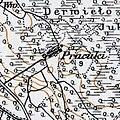 Pratsiuky, 1917, map.jpg