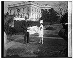 Pres. Coolidge, Adrienne Mayer, (11-28-25) LCCN2016841432.jpg
