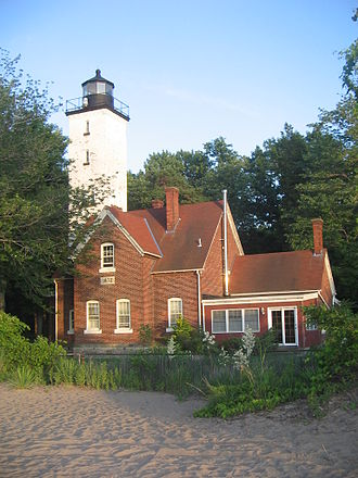 National Register of Historic Places listings in Pennsylvania - Presque Isle Lighthouse, Erie County