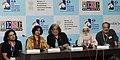 "Press conference by Meera Deewan, Muzaffar Ali, Pan Nalin, Suresh Jindal, Shakti Maira Aryana Farshad, at ""Soul of Asia"", at the 43rd International Film Festival of India (IFFI-2012), in Panaji, Goa on November 23, 2012.jpg"
