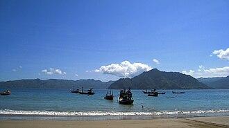 Trenggalek Regency - Pantai Prigi, Trenggalek, Indonesia