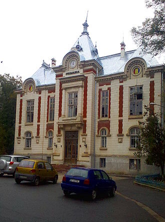 Dorohoi - Dorohoi town hall