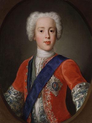 Antonio David - Antonio David, Prince Charles Edward Stuart, National Portrait Gallery