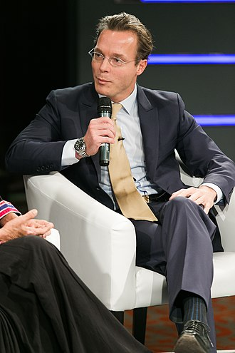 Prince Jaime, Count of Bardi - Prince Jaime at the World Economic Forum on India in 2012