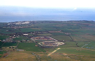 HM Prison Elmley - Prisons, Sheppey Cluster, Isle of Sheppey