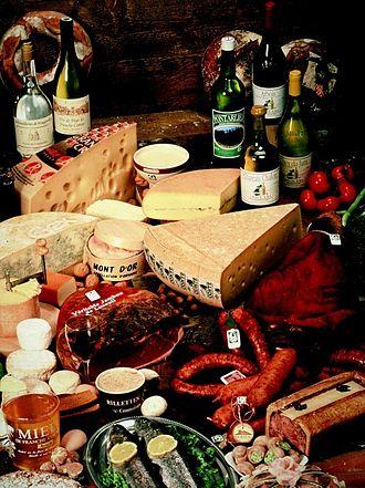 Gastronomy - Fine food, the principal study of gastronomy