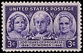 Progress of Women 3c 1948 issue U.S. stamp.jpg