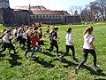 Proljetni kros 2019. (Čakovec) - trka djevojčica.JPG