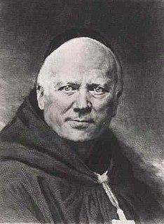 French Benedictine abbot