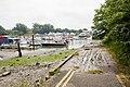 Public Hard beside Bursledon Bridge - geograph.org.uk - 1375362.jpg