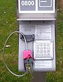 Public phone vandalism.JPG
