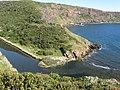 Punta foghe (tresnuraghes) Riu mannu - panoramio.jpg