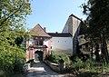Purgstall - Schloss, Durchfahrtsbau.JPG