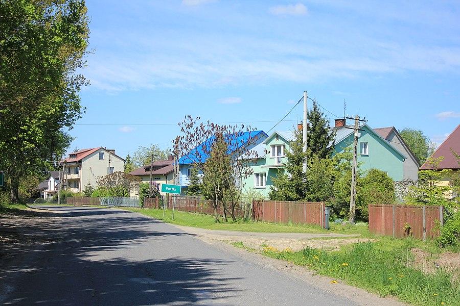 Pustki, Masovian Voivodeship