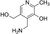 Image illustrative de l'article Pyridoxamine