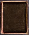 Quarter plate ambrotype of a girl - case inner with black velvet backing (8511129176).jpg