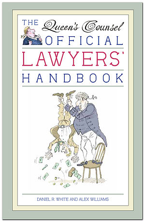 Queen's Counsel (comic strip) - The Queen's Counsel Official lawyer's Handbook (2011)