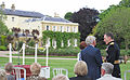 Queen's Official Birthday reception Government House Jersey 2013 13.jpg