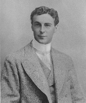 Reginald Doherty - Image: R.F.Doherty by Voigt