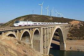 RENFE Class 730 Viaducto Martin Gil
