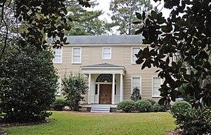 Rev. John H. Gray House - Image: REV. JOHN H. GRAY HOUSE, EUTAW, GREENE COUNTY, AL