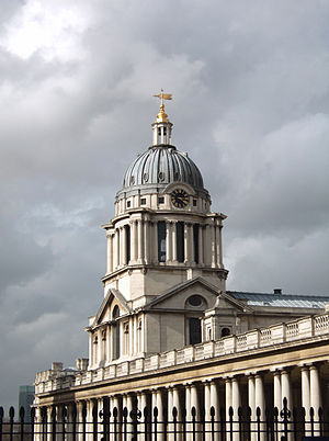 Trinity Laban Conservatoire of Music and Dance - Royal Naval College, Queen Mary building
