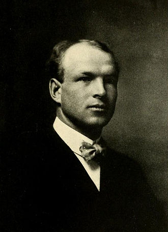 R. R. Brown - Brown pictured in The Calyx 1908, Washington and Lee yearbook