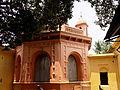 Raas Mancha of Ukhra Nimbarka Peeth Mahanta Asthal.JPG