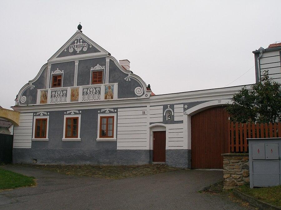 Radošovice (České Budějovice District)