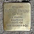 Raffael Tivadar stolperstein Bp02 FrankelLeó21-23.JPG