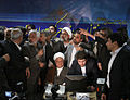 Rafsanjani registering in the 2013 Presidential Election.jpg