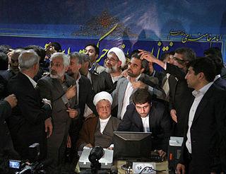 2013 Akbar Hashemi Rafsanjani presidential campaign