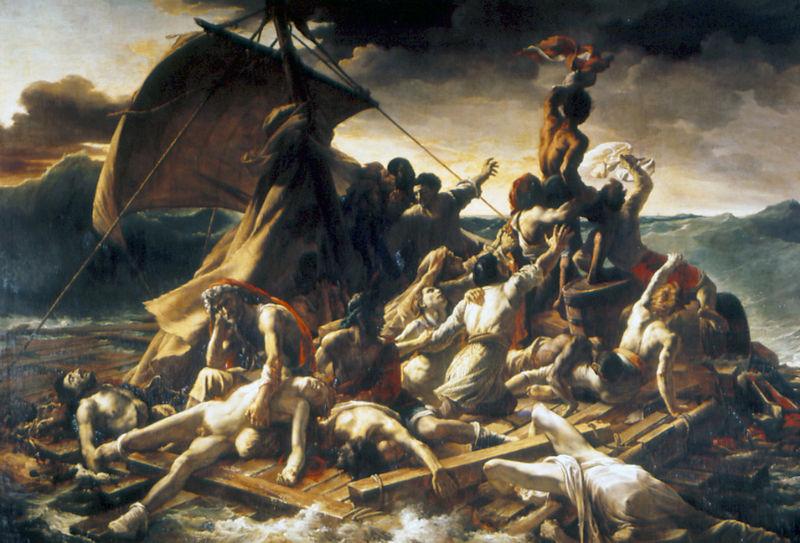 File:Raft of the Medusa - Theodore Gericault.JPG