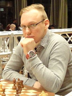 Markus Ragger Austrian chess player